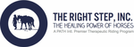 The Right Step logo